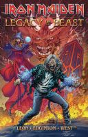 Iron Maiden: Legacy of the Beast - TPB/Graphic Novel